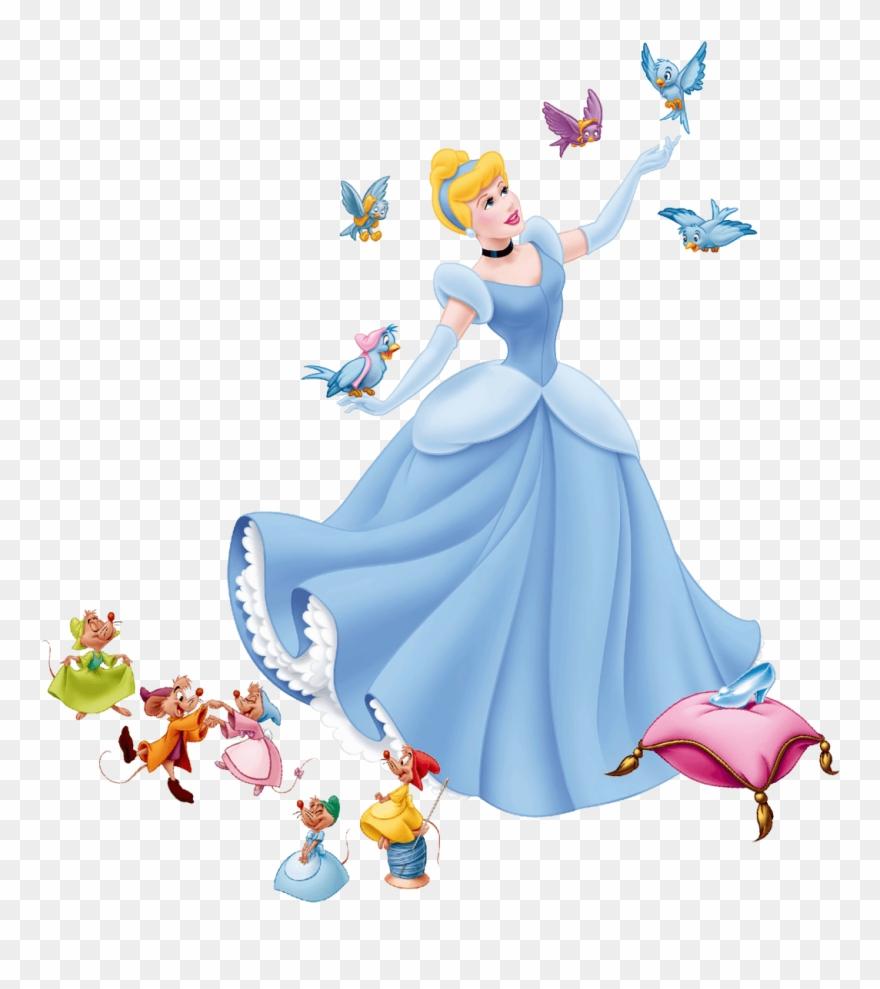 Cinderella birds clipart vector royalty free Cinderella Birds Clipart - Cinderella Clipart - Png Download ... vector royalty free