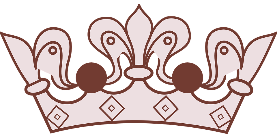 Crown clipart simple graphic free Princess Crown Clipart#5344877 - Shop of Clipart Library graphic free