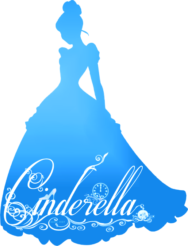 Cinderella head with crown silhouette clipart svg free download Cinderella Silhouette Outline at GetDrawings.com | Free for personal ... svg free download
