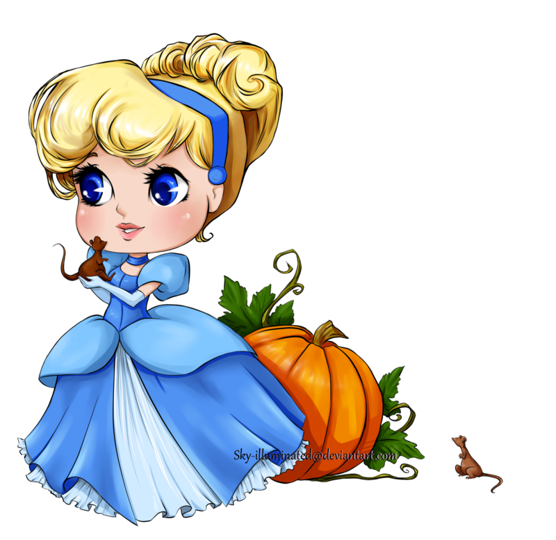 Cinderella mice and pumpkin clipart clip library download Cinderella with her mice and pumpkin For batkins11 | Art ~ Disney ... clip library download