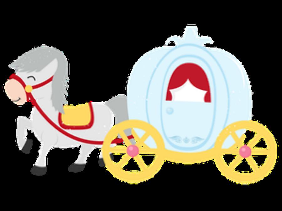 Disney pumpkin coach clipart banner black and white library Minus - Say Hello! | FairyTale:Cinderella | Pinterest | Princess ... banner black and white library
