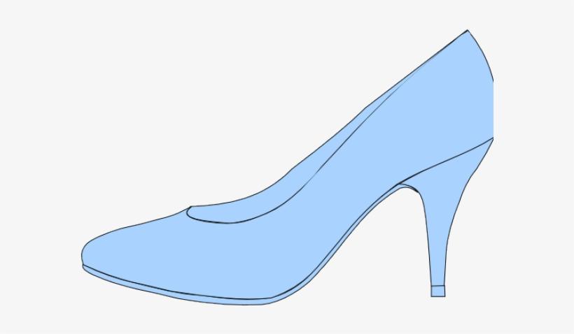 Cinderella show clipart image Shoe Clipart Glass - Cinderella Shoe Clipart Transparent PNG ... image