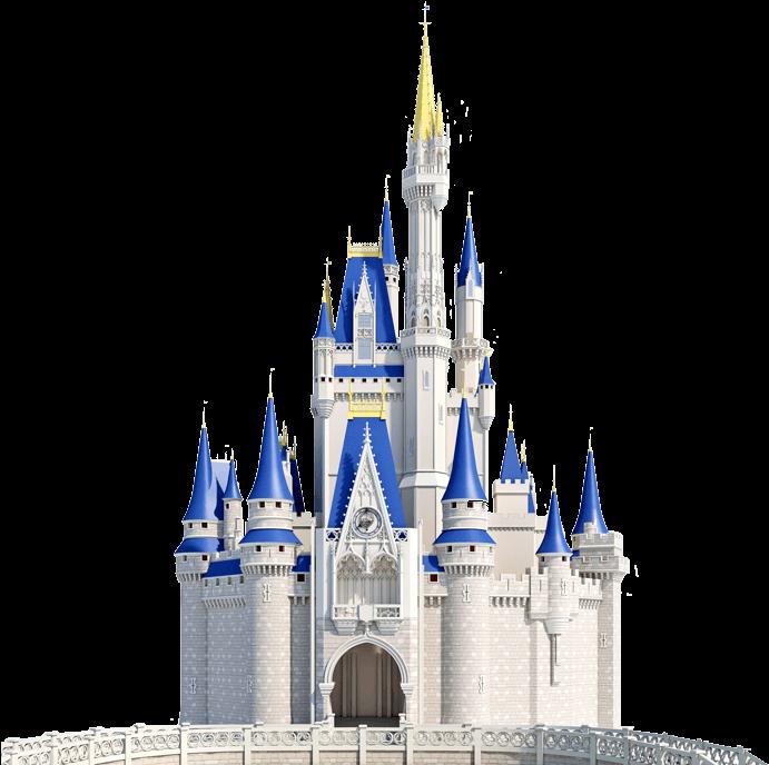 Cinderellas castle clipart clipart royalty free library HD Walt Disney Castle Cinderella Castle Disney Castle - Cinderella\'s ... clipart royalty free library
