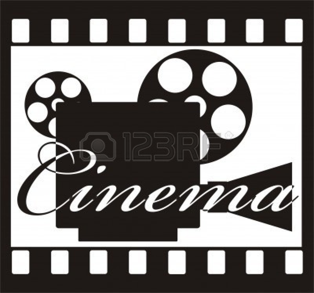 Cinema clipart clip library library Cinema clipart. #5362934 | Clipart Panda - Free Clipart Images clip library library