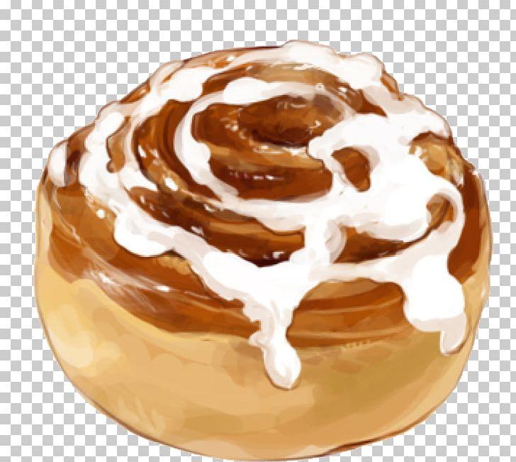Cinnamon rolls clipart clip art black and white download Coffee Cinnamon Roll Breakfast Streusel Cinnabon PNG, Clipart ... clip art black and white download