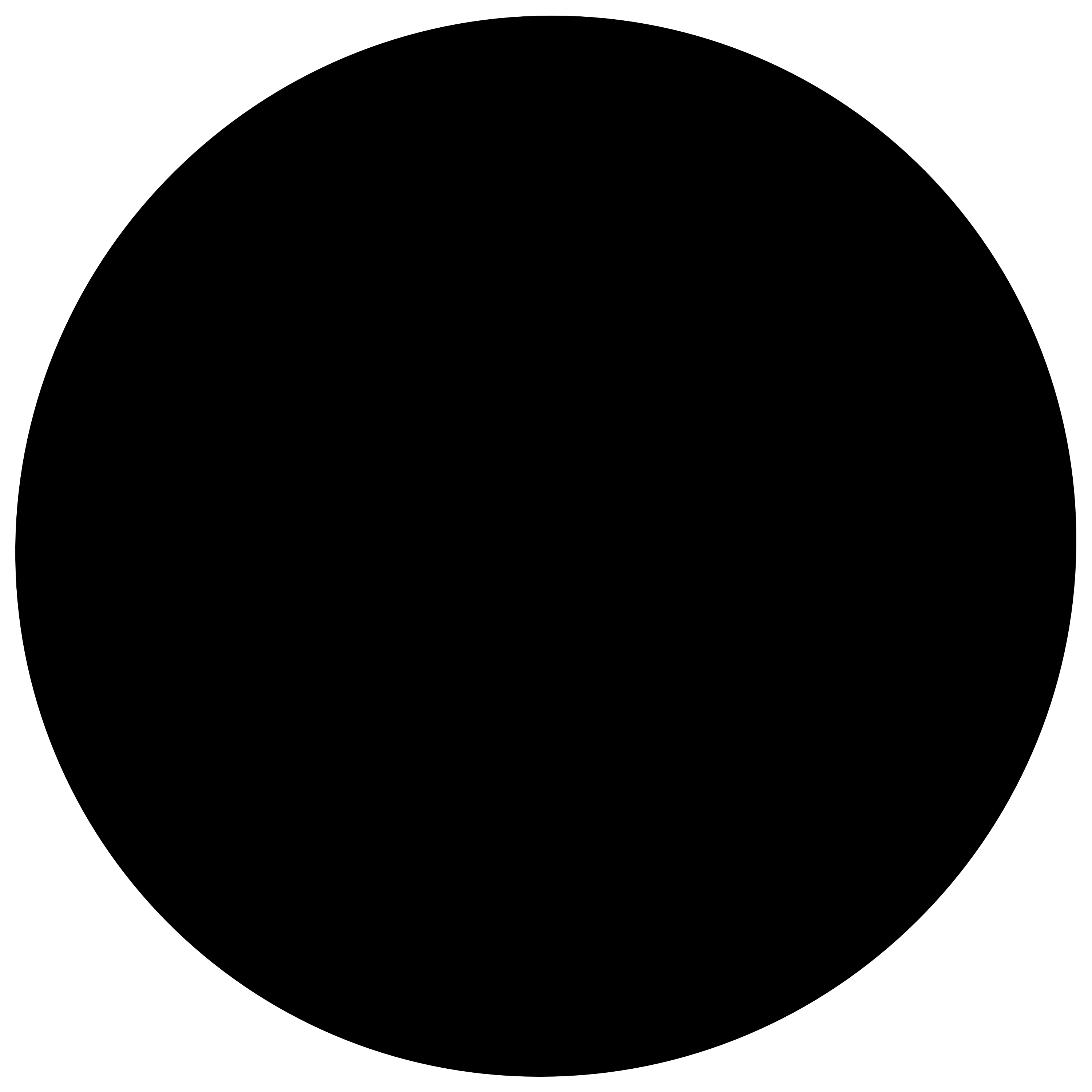 Circle black clipart image black and white stock Black Circle Png (+) - Free Download   fourjay.org image black and white stock