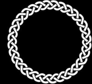 Circle border clipart viking png royalty free download Handmade by Amo\'r, Ireland: Geometric Musings Part 1. Celtic ... png royalty free download