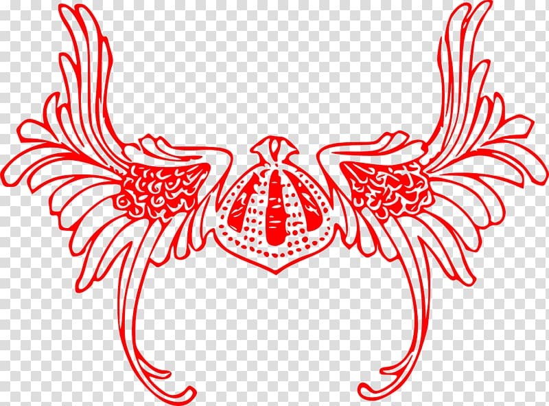 Circle border clipart viking banner transparent stock Viking Age arms and armour Helmet , Red Wings transparent background ... banner transparent stock