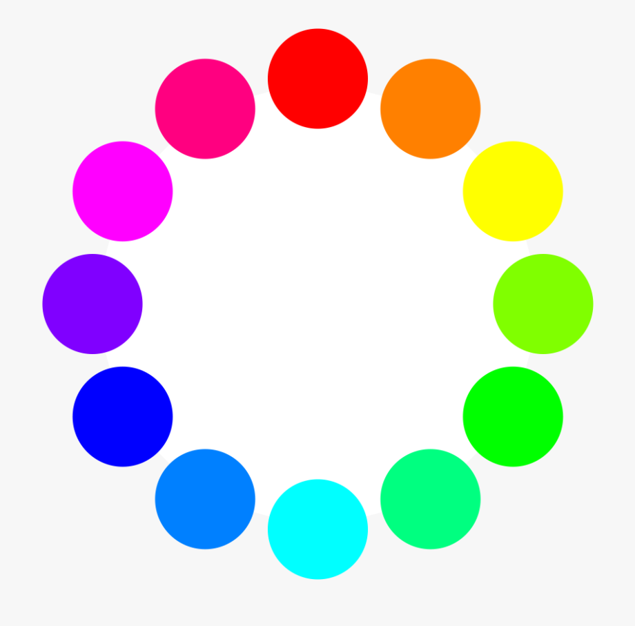 Circle color clipart