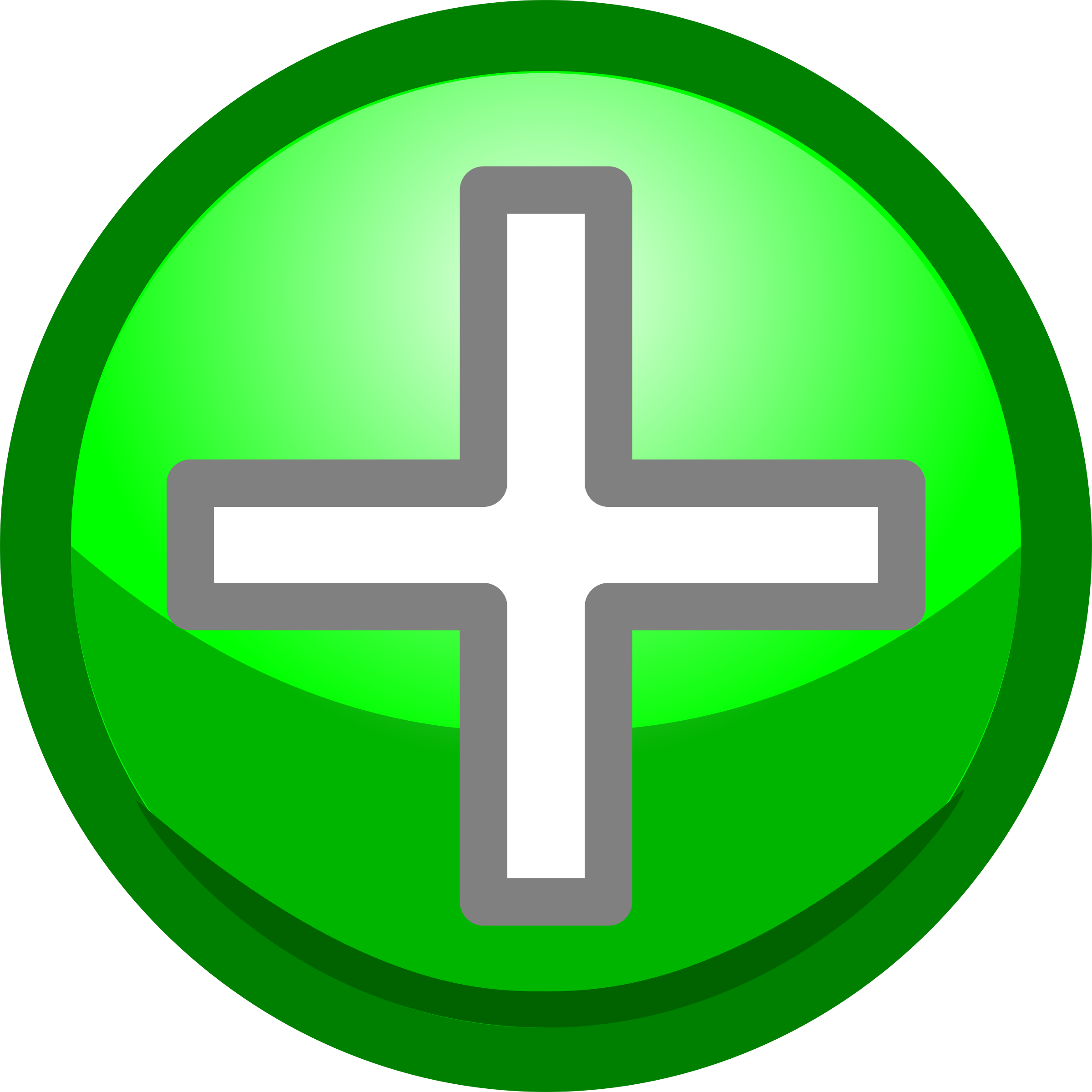 Circle cross clipart graphic library Clipart - Green plus graphic library