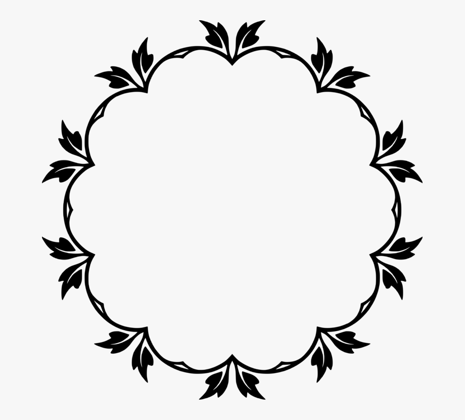 Circle design clipart graphic royalty free stock Circle Clipart Floral - Design #2480786 - Free Cliparts on ClipartWiki graphic royalty free stock