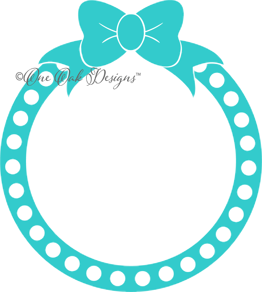 Circle dots clipart teal freeuse Polka Dot Picture Frames | Free download best Polka Dot Picture ... freeuse