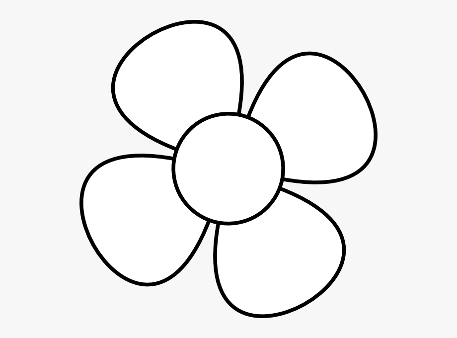 Circle hawaiian leaves black and white clipart jpg royalty free library Flower Border Black And White Png - Circle #108167 - Free Cliparts ... jpg royalty free library