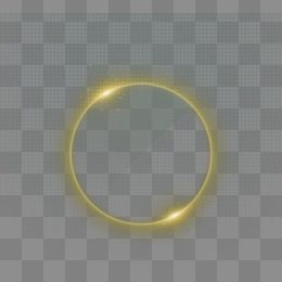 Circle light effect clipart clipart freeuse stock 2019 的 Circle Light Effect, Circle Clipart, Gold, Bright PNG ... clipart freeuse stock
