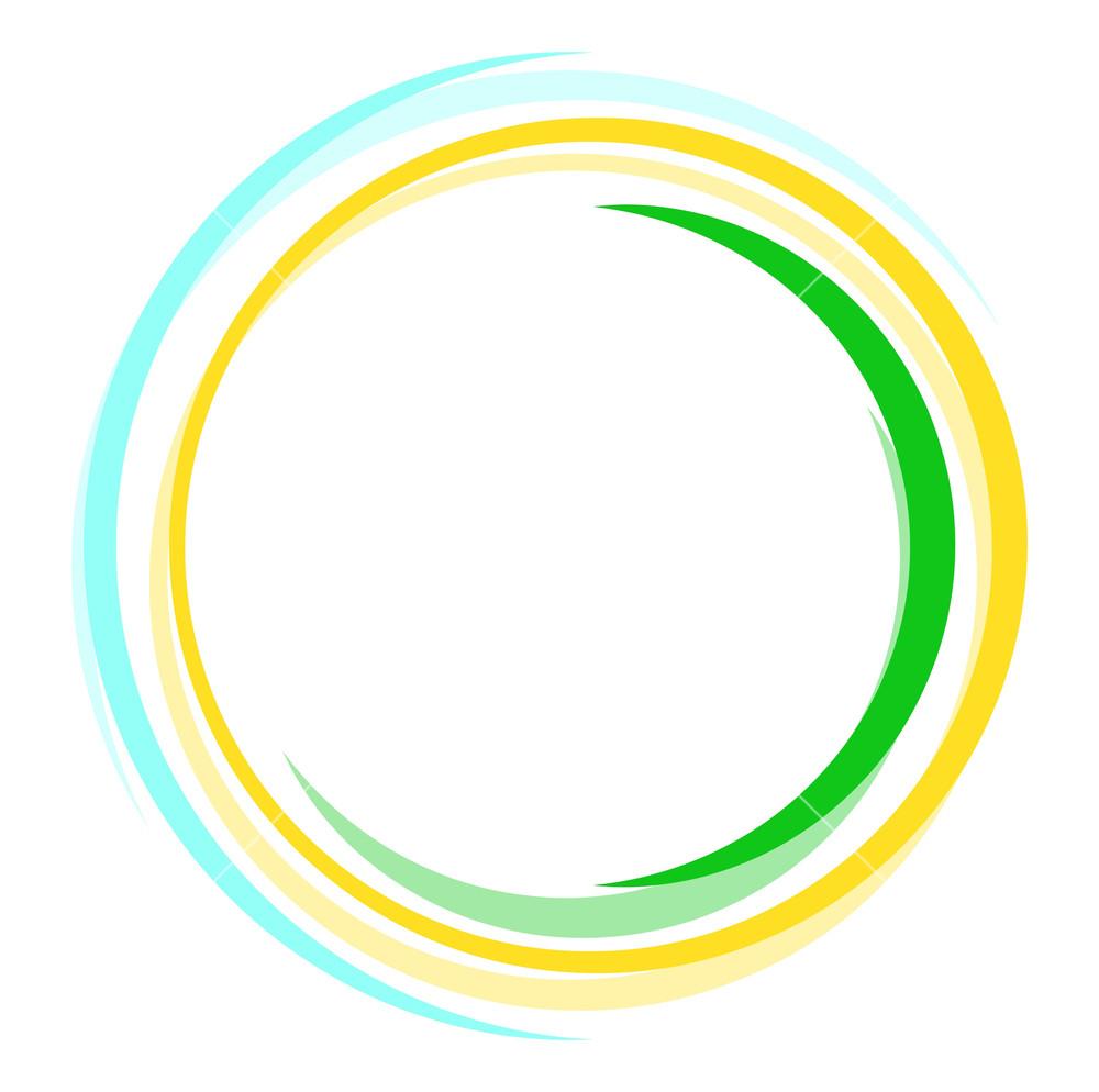Circle logo design clipart clip royalty free library Circle Design Royalty-Free Stock Image - Storyblocks Images clip royalty free library