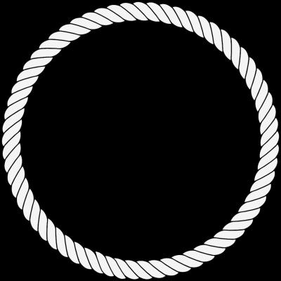 Circle of rope clipart vector stock Rope Clipart Big Circle PNG - DLPNG.com vector stock