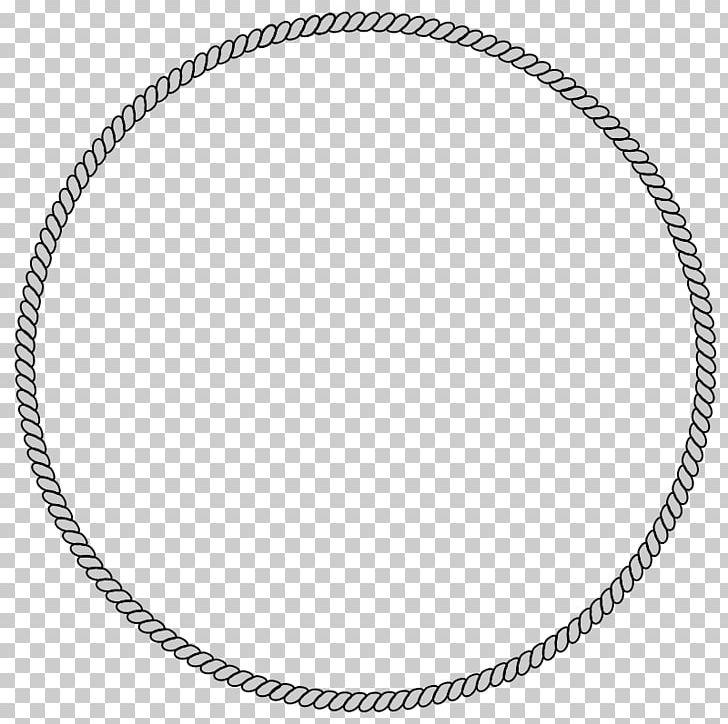 Circle of rope clipart black and white clipart royalty free download Rope Ring PNG, Clipart, Black And White, Body Jewelry, Chain, Circle ... clipart royalty free download