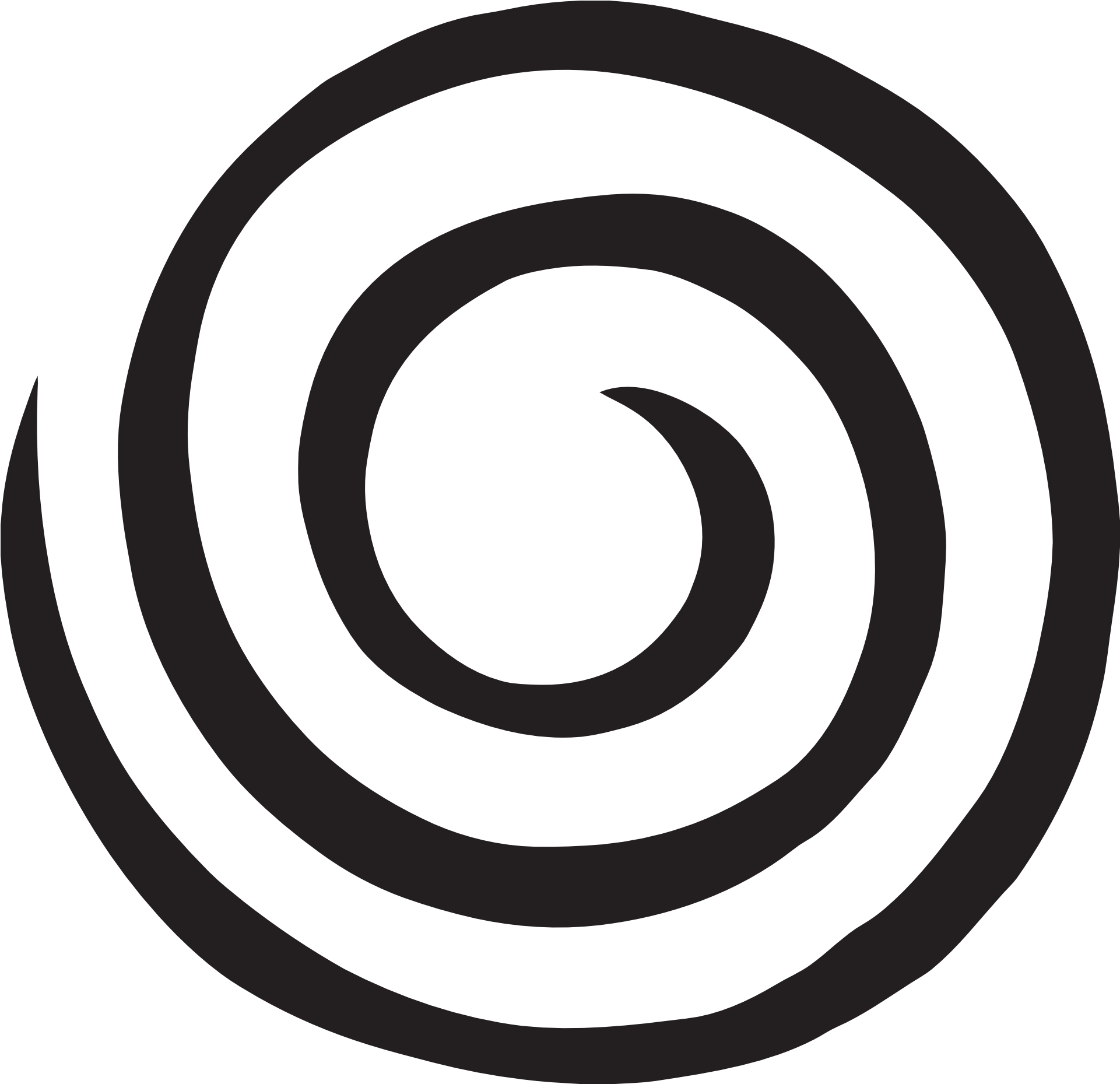 Circle swirl clipart clip transparent download Swirl Pictures - Circle Swirl Transparent Clipart - Full Size ... clip transparent download