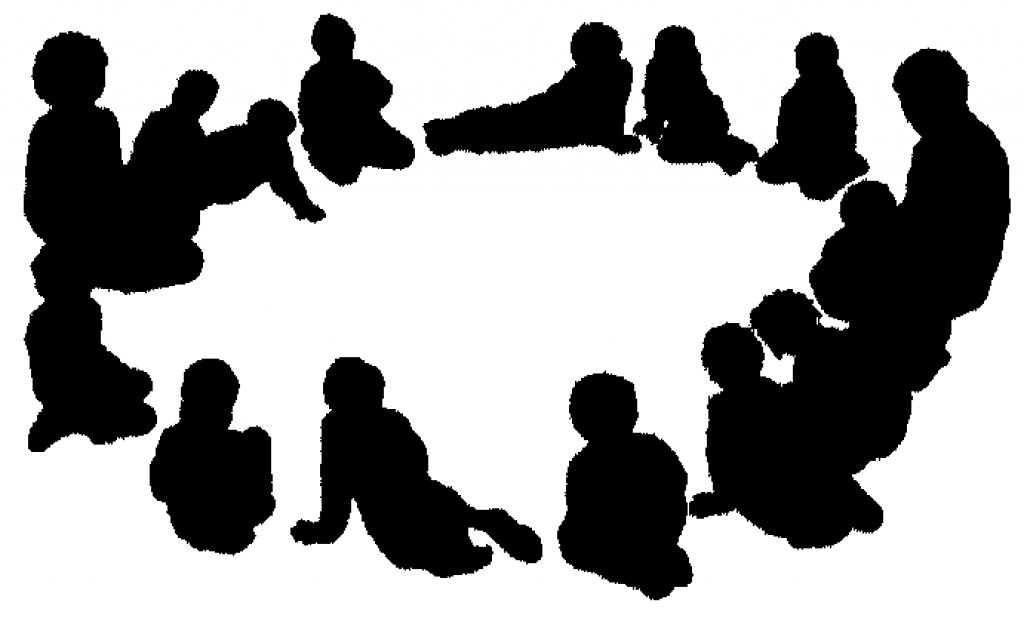 Circle time clipart black and white picture royalty free Free Circle Rug Cliparts, Download Free Clip Art, Free Clip Art on ... picture royalty free