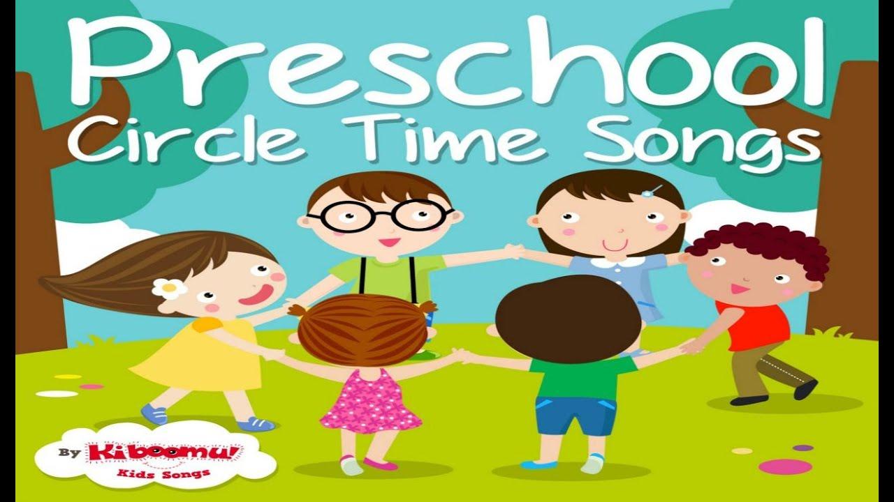Circle time preschool clipart clip royalty free stock Circle Time Songs for Preschool | Preschool Songs | Songs for Kids | The  Kiboomers clip royalty free stock