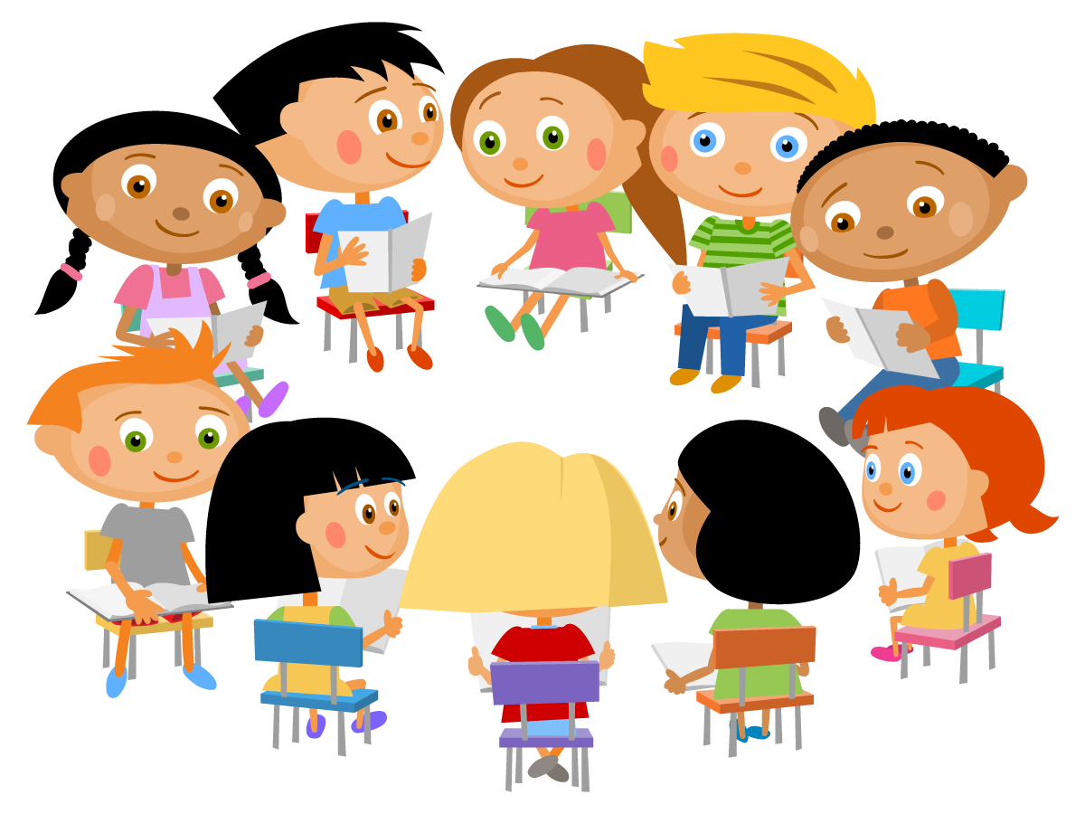 Sharing circle clipart banner freeuse Preschool circle time clip art clipart images gallery for free ... banner freeuse