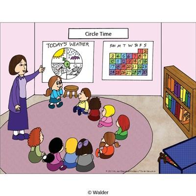 Circle time preschool clipart jpg download Circle Time Clip Art & Look At Clip Art Images - ClipartLook jpg download