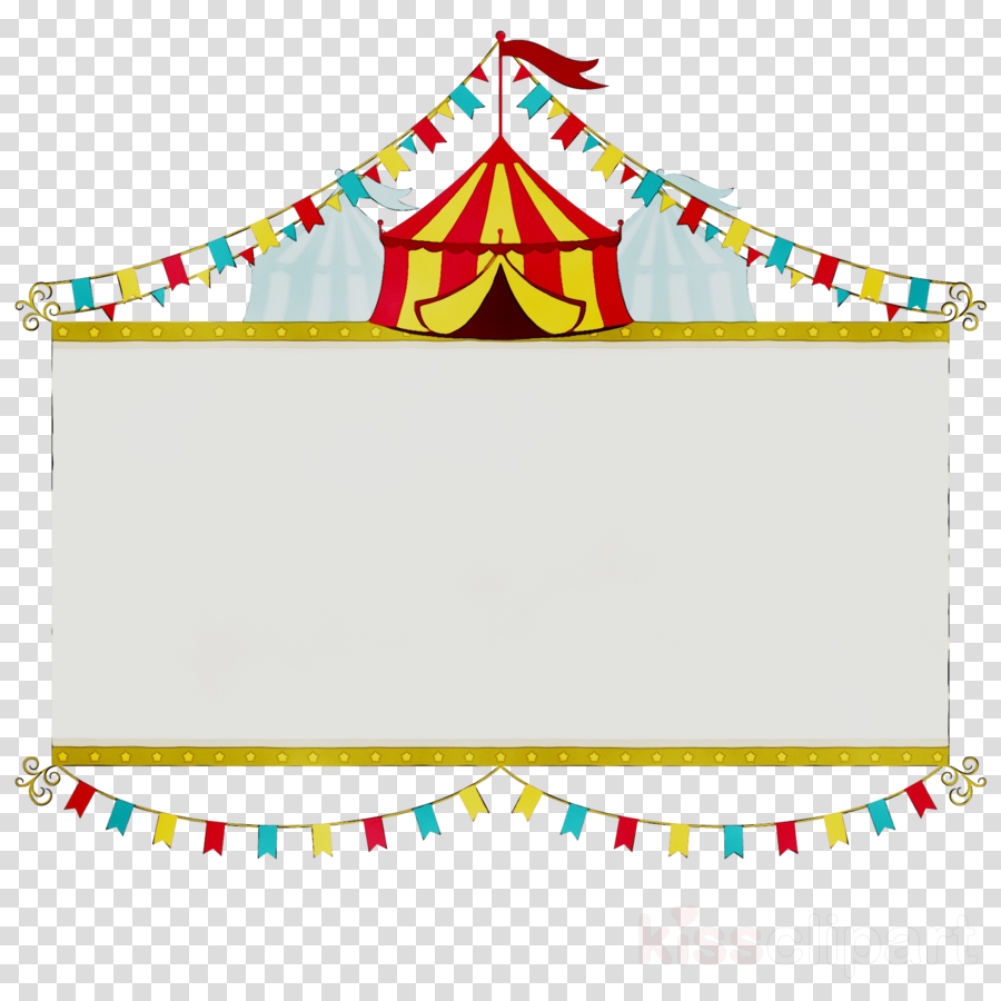 Library of circus banner image free library png files ...