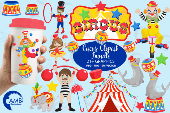 Circus graphics clipart freeuse download Circus Clipart freeuse download