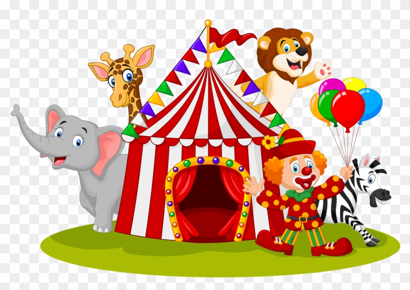 Circus graphics clipart royalty free library Graphic Transparent Download Circus Cannon Clipart - Cartoon Circus ... royalty free library