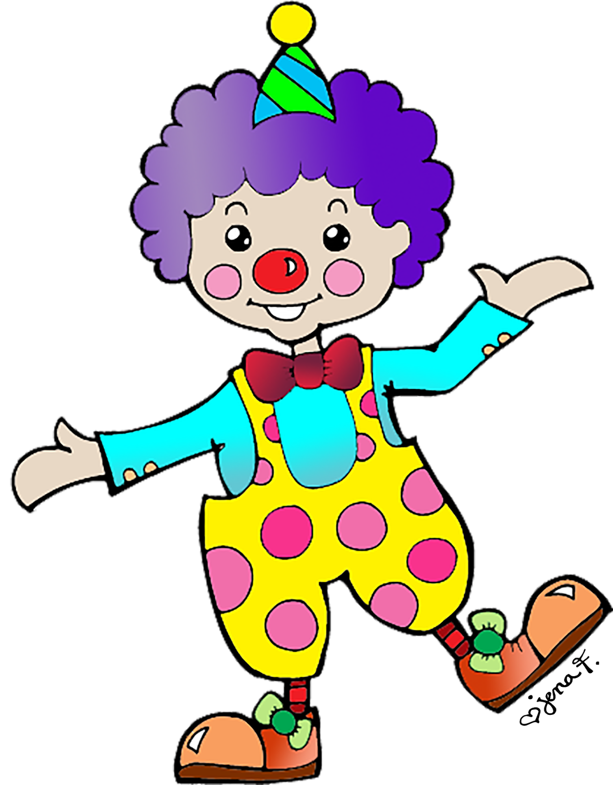Circus joker clipart clip black and white download Circus free clown clipart the cliparts - Clipartix clip black and white download
