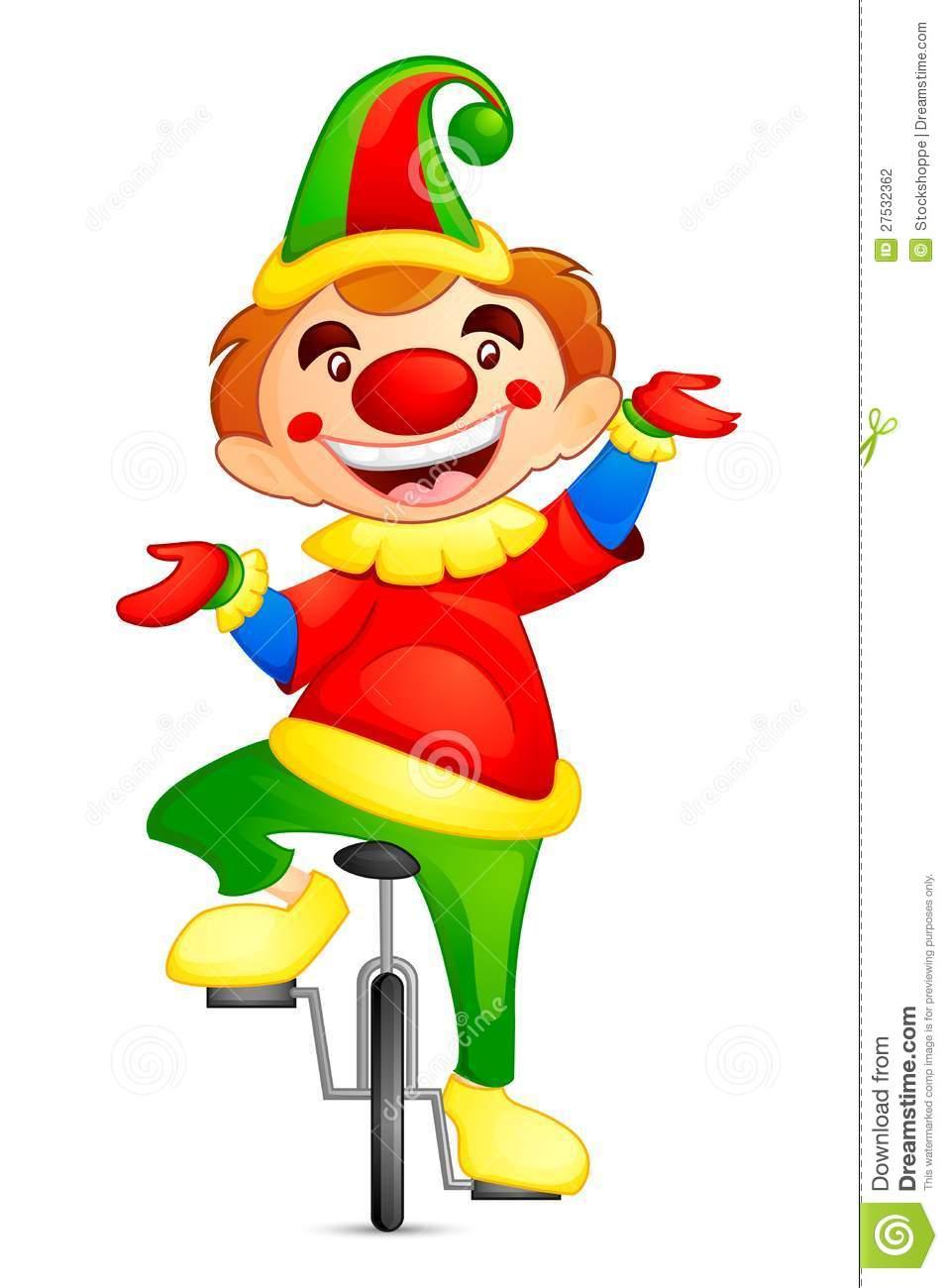 Circus joker clipart banner free stock Circus Joker Stock Photography - Image: 27532362 banner free stock