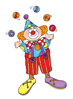 Circus joker clipart vector freeuse library 78 Best images about circus on Pinterest | Coloring books, Clip ... vector freeuse library