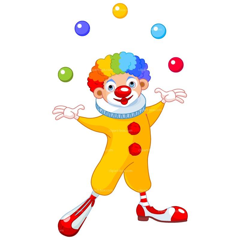 Circus joker clipart clip art free stock Circus clown clipart - ClipartFest clip art free stock