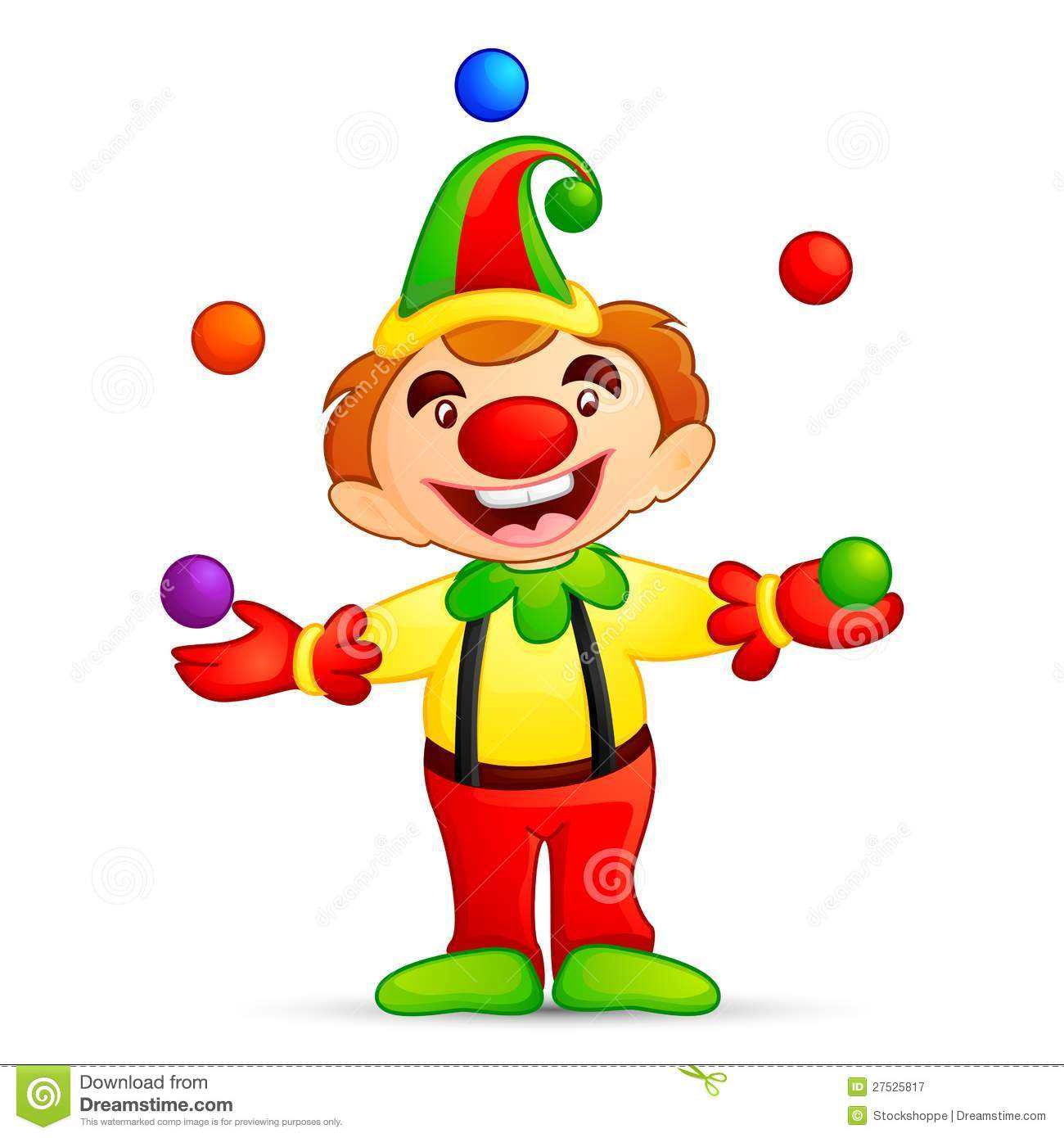 Circus joker clipart image library library Joker Clip Art & Joker Clip Art Clip Art Images - ClipartALL.com image library library