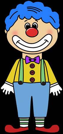 Circus joker clipart graphic transparent library Circus Clown Clip Art - Circus Clown Image graphic transparent library