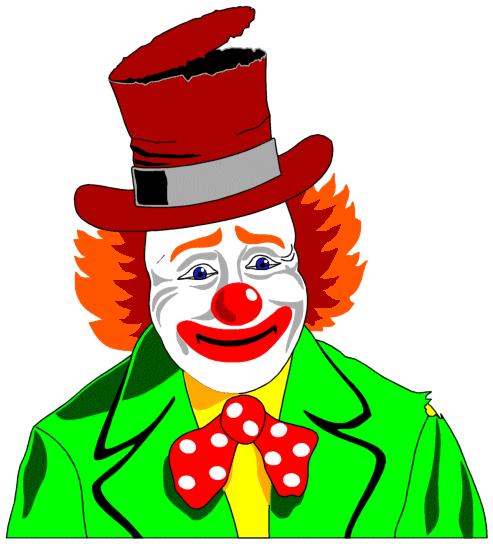 Circus joker face clipart clip library stock Circus joker clipart - ClipartFest clip library stock