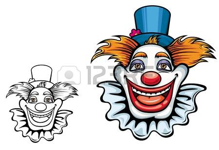 Circus joker face clipart graphic freeuse stock 4,153 Clown Face Stock Illustrations, Cliparts And Royalty Free ... graphic freeuse stock