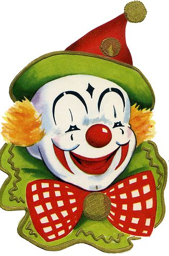 Circus joker face clipart clipart freeuse library cute circus clown face   nice   Pinterest   Search, Christmas ... clipart freeuse library