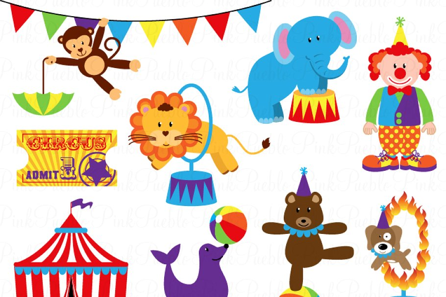 Sircus clipart svg royalty free Circus Clipart and Vectors svg royalty free