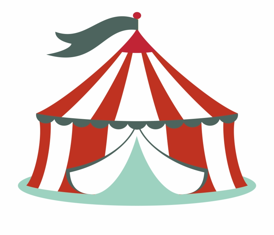 The greatest showman clipart transparent download Clipart Tent Red Tent - Greatest Showman Clipart Free PNG Images ... transparent download