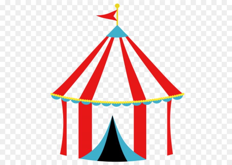 Circus Tent png download - 556*640 - Free Transparent Tent png Download. clipart transparent library