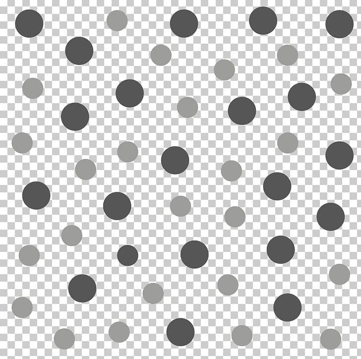 Cirlcle dots clipart gray svg transparent download Polka Dot Circle Gestaltung Wall Decal PNG, Clipart, Angle, Black ... svg transparent download
