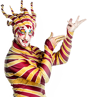 Cirque du soleil clipart graphic Cirque Du Soleil Arlequin transparent PNG - StickPNG graphic