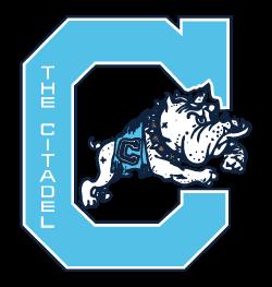 Citadel cadet clipart banner library download Retro Citadel Bulldogs | Sports logos in 2019 | Bulldogs team ... banner library download