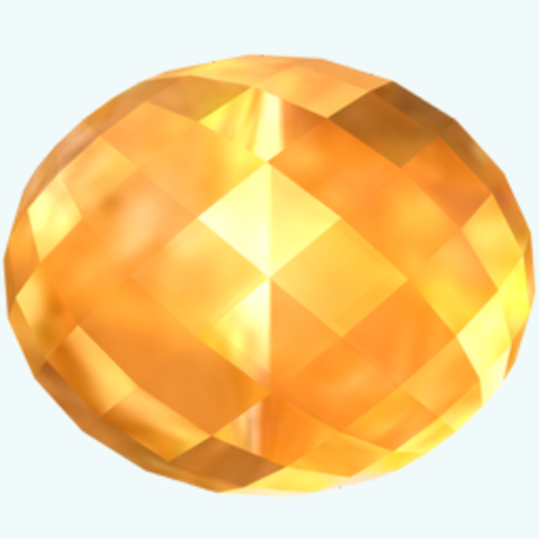 Citrine clipart clip freeuse download Citrine Icon   Free Images at Clker.com - vector clip art online ... clip freeuse download