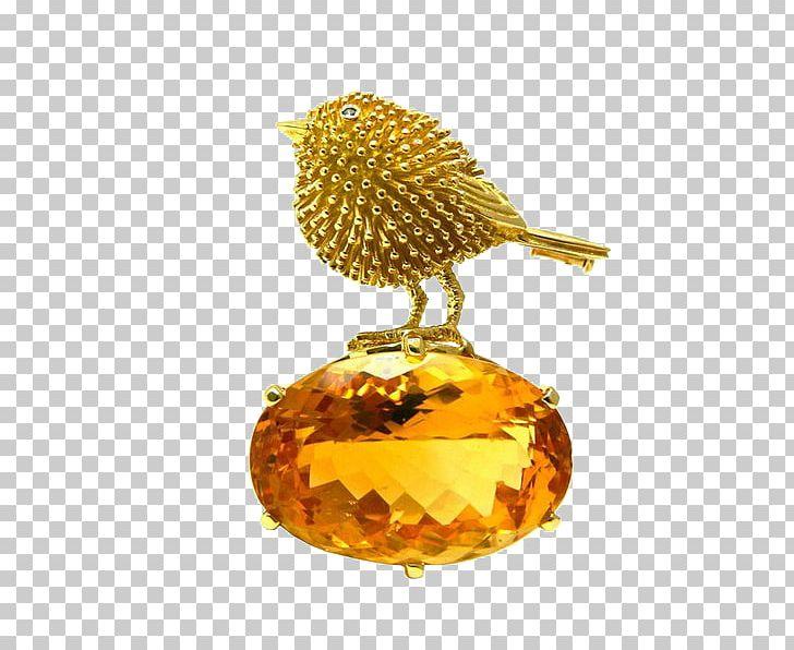 Citrine clipart image black and white library Diamond Bird Jewellery Yellow Citrine PNG, Clipart, Animal, Animal ... image black and white library