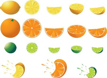 Citrus fruits clipart clip freeuse Free Free Citrus Fruit Clipart and Vector Graphics - Clipart.me clip freeuse