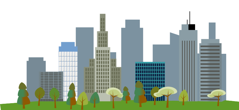 City background clipart images download png free download Cities: Skylines City Clip art - Cityscape Transparent Background ... png free download