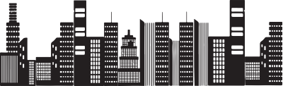 City clipart black and white png svg transparent 28+ Collection of City Building Clipart Black And White Png - DLPNG.com svg transparent
