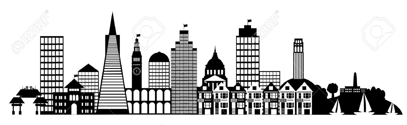 City clipart black and white png image freeuse library City building clipart black and white png » Clipart Station image freeuse library